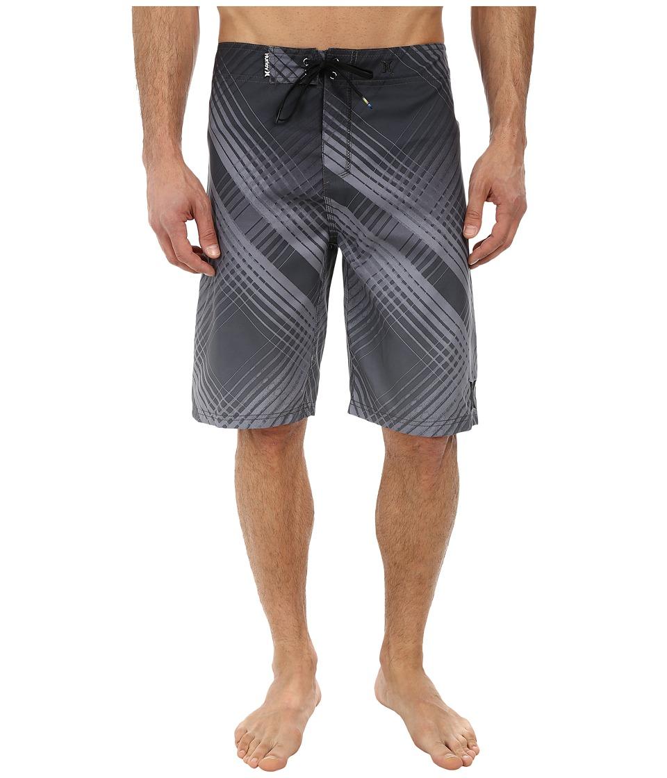 Hurley - Ray Boardshort (Black) Men's Swimwear