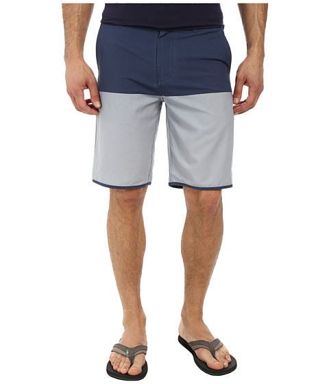Hurley - Phantom Fifty 50 Boardwalk (Midnight Navy) Men