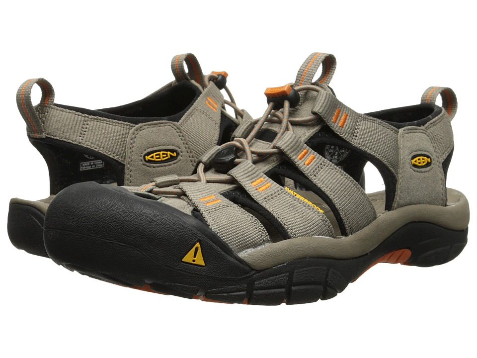 Keen - Newport H2 (Brindle/Sunset) Men's Sandals