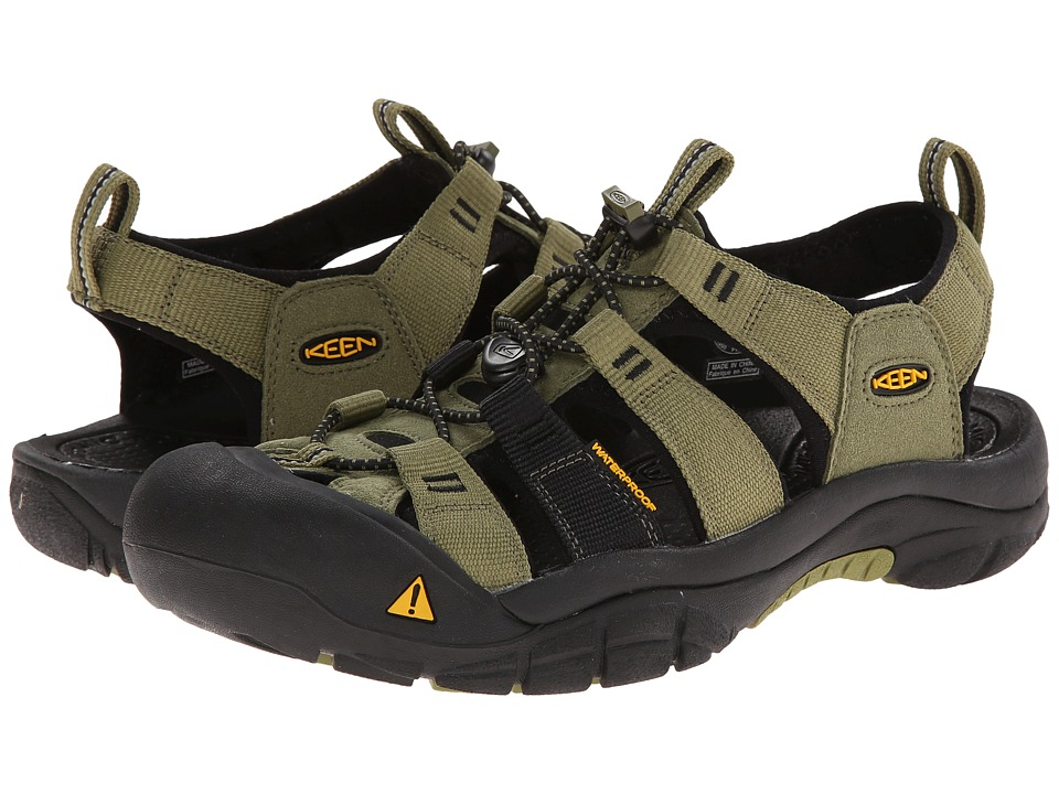 Keen - Newport H2 (Loden/Black) Men's Sandals