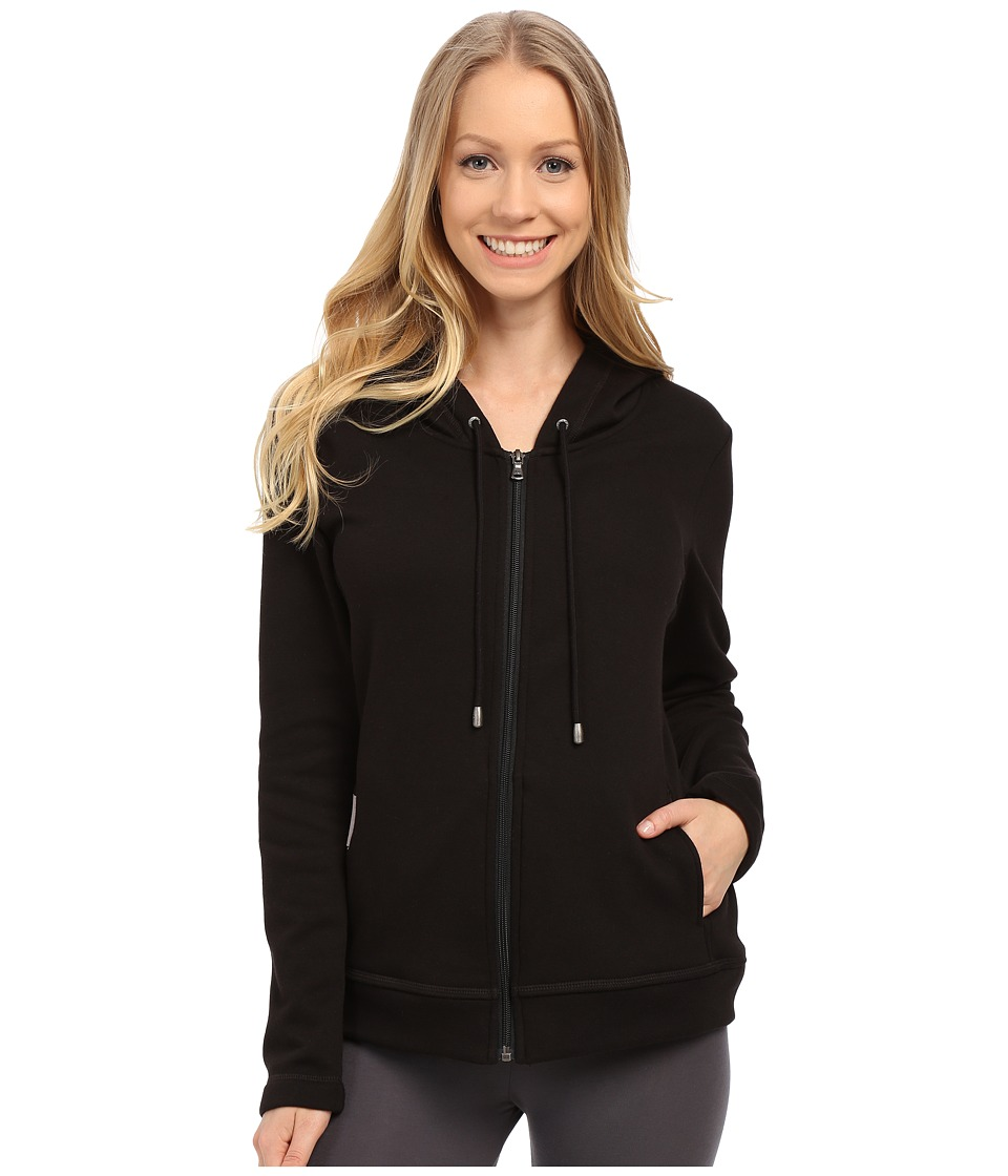UGG - Sarasee Hoodie (Black) Women's Fleece