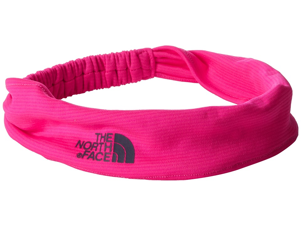 The North Face - Impulse Headband (Glo Pink) Headband