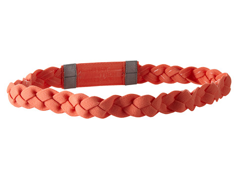 The North Face - Rope Band Elastic Headband (Emberglow Orange) Headband