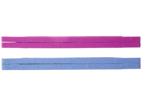 The North Face - Double Split Headband (Magic Magenta/Coastline Blue) Headband