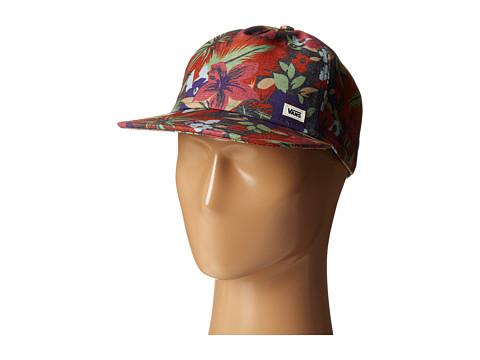 Vans - Overall Snapback Hat (Hampton Floral) Caps