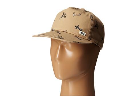 Vans - Overall Snapback Hat (Wampum) Caps