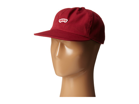 Vans - Unstructred OTW Hat (Beet Red) Caps