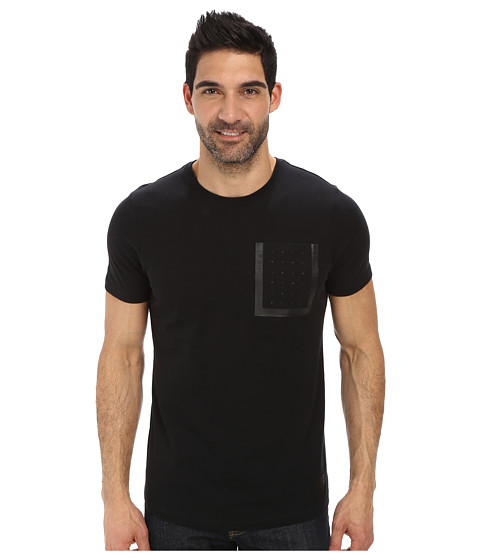 Nike - Pocket Top TP (Black/Black) Men's T Shirt