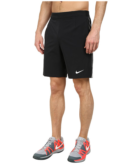 Nike - Gladiator Short (Black/White/White) Men's Shorts