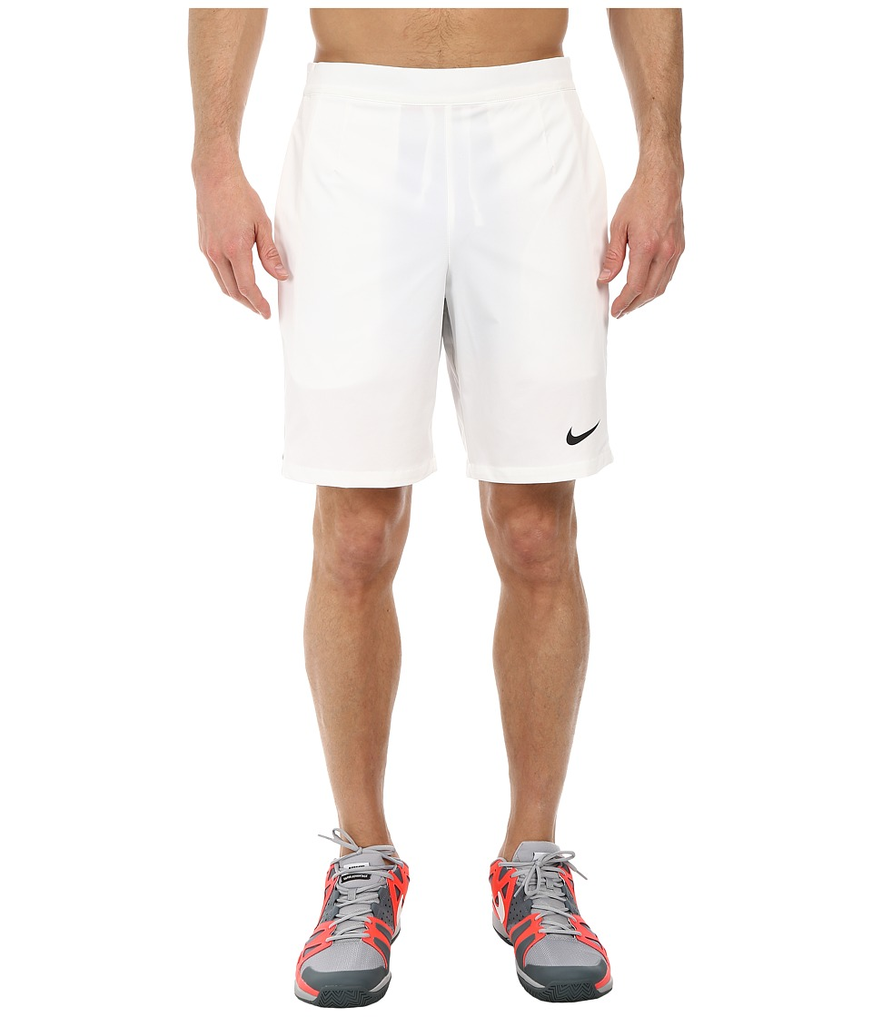 Nike - Gladiator Short (White/Black/Black) Men's Shorts