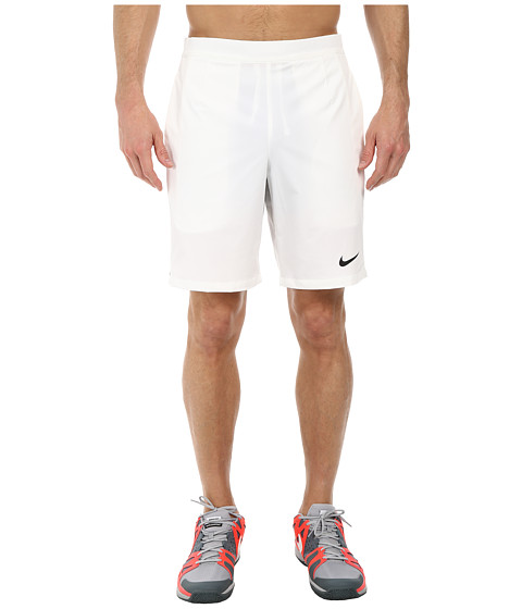 Nike - Gladiator Short (White/Black/Black) Men's Shorts