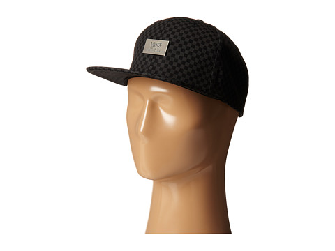 Vans - Plated Snapback Hat (Black) Caps