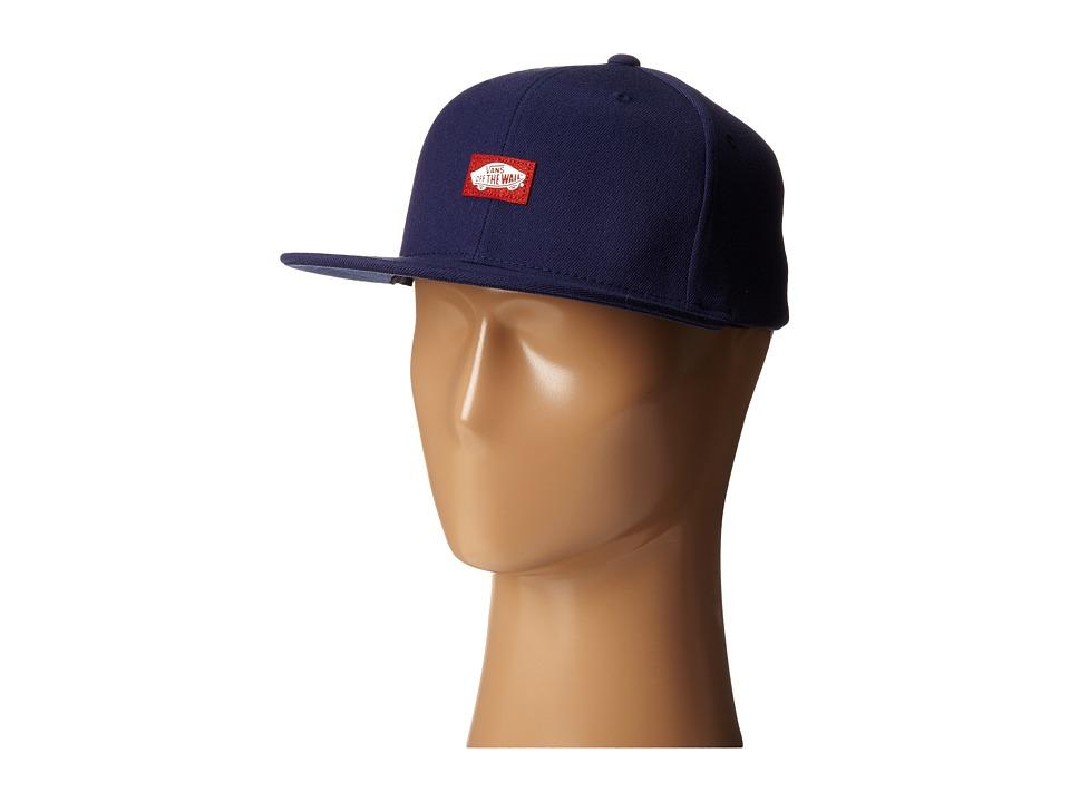 Vans - Heel Scab FlexFit Cap (Peacoat) Caps