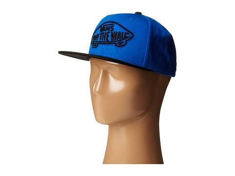 Vans - Home Team Snapback Hat (Skydiver/Black) Caps