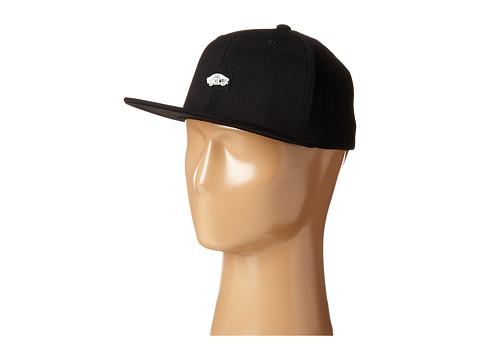 Vans - Heel Scab FlexFit Cap (Black) Caps