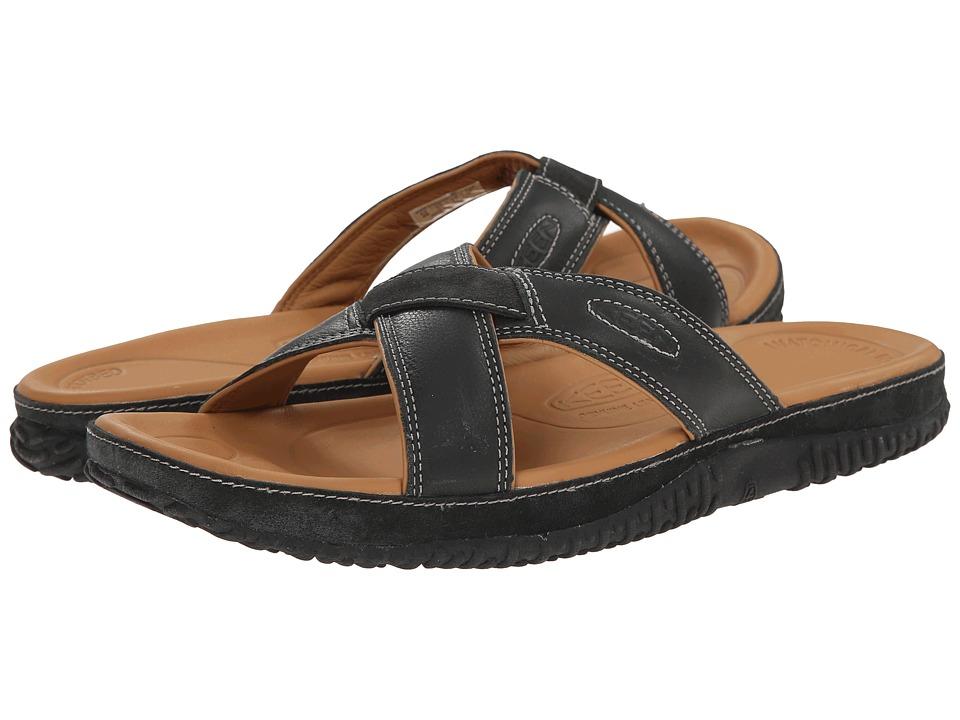 Keen - Hilo Slide (Raven) Men's Sandals