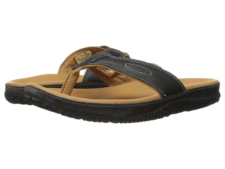 Keen - Hilo Flip (Raven) Men's Sandals