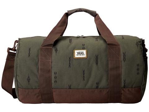 Vans - Anacapa Duffle (Forest Night Peyote) Duffel Bags