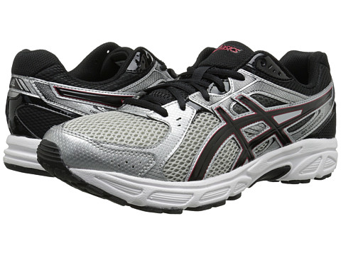 ASICS - GEL-Contend 2 (Lightning/Black/Red) Men