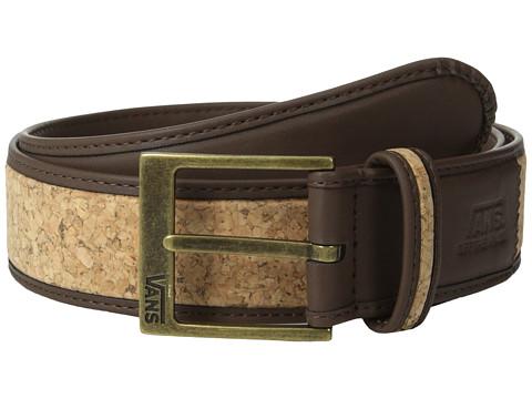 Vans - Inset Belt (Cork) Men