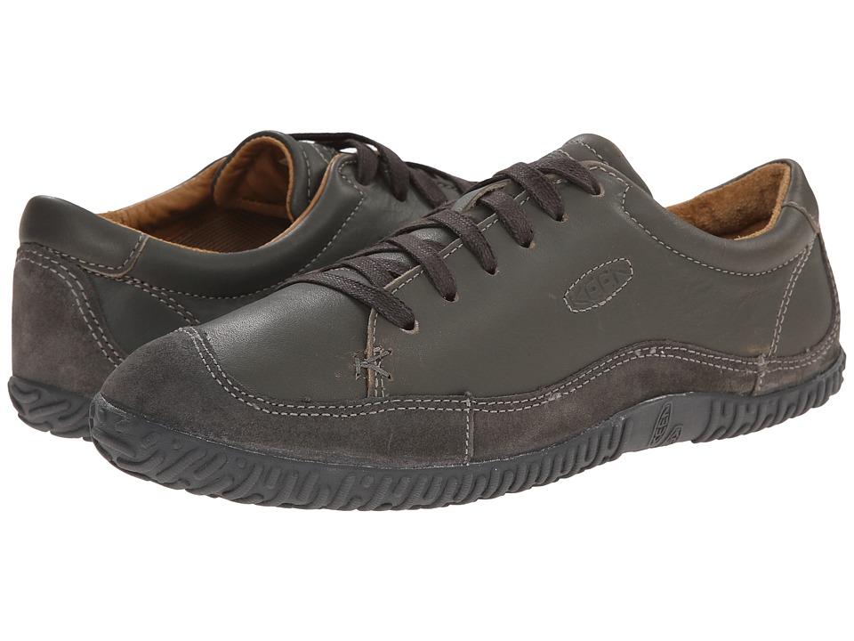 Keen - Hilo Lace (Gargoyle) Men's Lace up casual Shoes