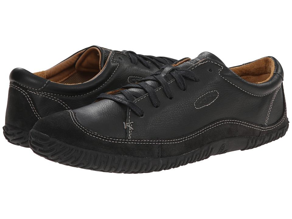 Keen - Hilo Lace (Raven) Men's Lace up casual Shoes