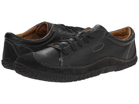 Keen - Hilo Lace (Raven) Men's Lace up casual Shoes