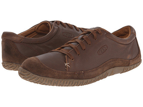 Keen - Hilo Lace (Dark Earth) Men's Lace up casual Shoes