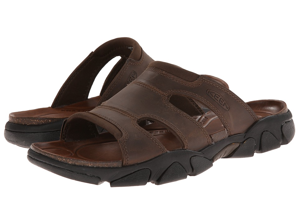 Keen - Daytona Slide (Cascade Brown) Men's Sandals