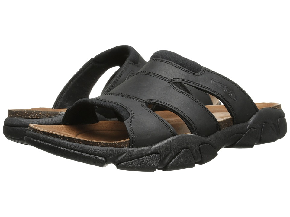 Keen - Daytona Slide (Black) Men's Sandals