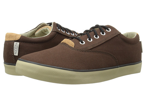 Keen - Santa Cruz CVO (Cascade Brown) Men's Lace up casual Shoes