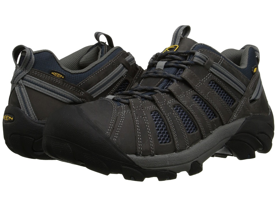 Keen - Voyageur (Midnight Navy/Gargoyle) Men's Shoes