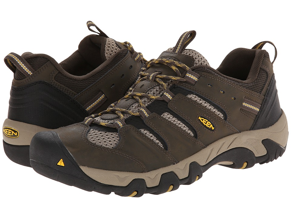 Keen - Koven (Black Olive/Amber Green) Men