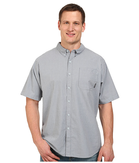 Columbia - Big Tall Rapid Rivers II Short Sleeve Shirt (Mirage) Men's Short Sleeve Button Up