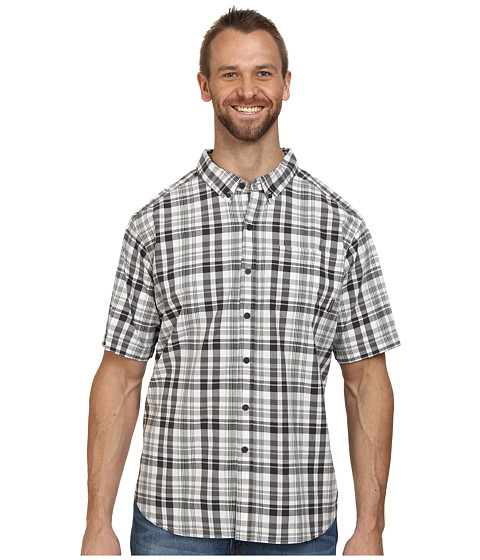 Columbia - Big Tall Rapid Rivers II Short Sleeve Shirt (Carbon) Men's Short Sleeve Button Up