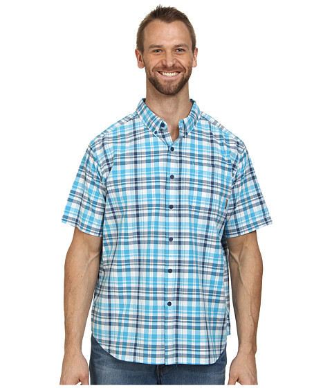 Columbia - Big Tall Rapid Rivers II Short Sleeve Shirt (Rapid) Men's Short Sleeve Button Up