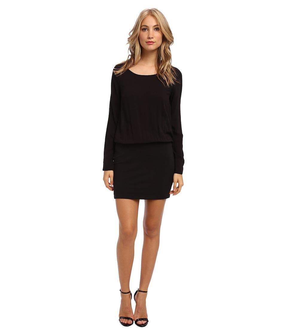 Splendid - Dress (Black) Women's Dress