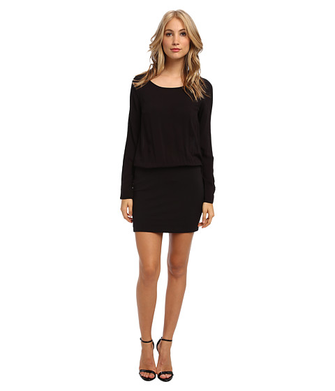 Splendid - Dress (Black) Women's Dress