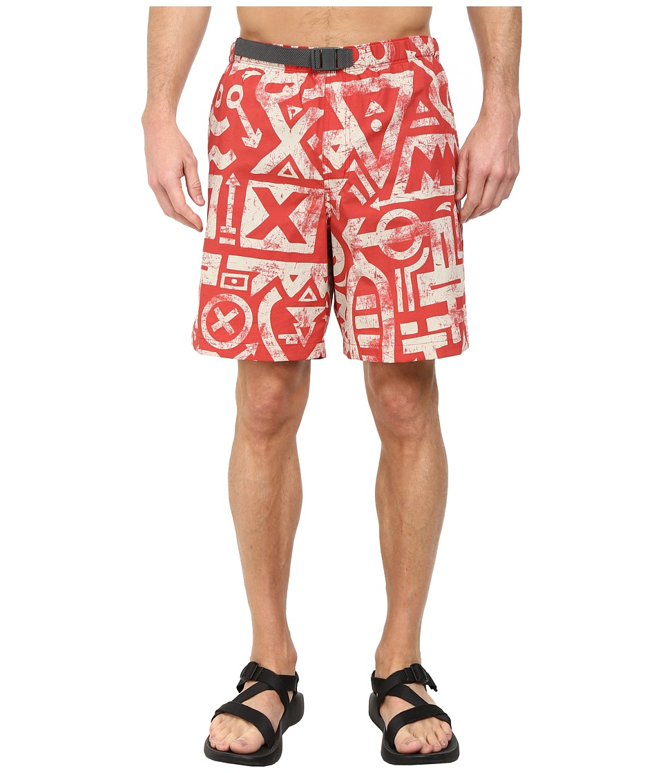 Columbia - Whidby Water Short (Sunset Red) Men's Shorts