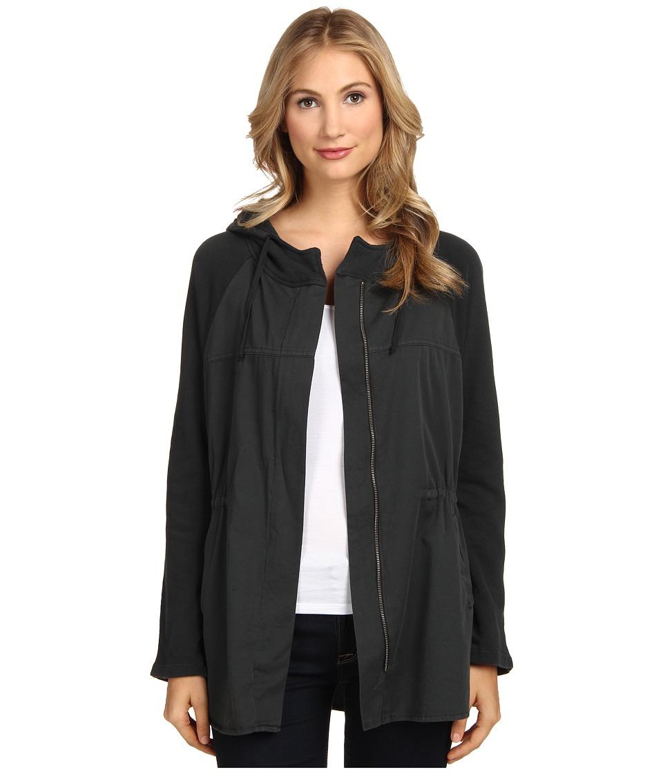 Splendid - Anorak Jacket (Black) Women's Coat