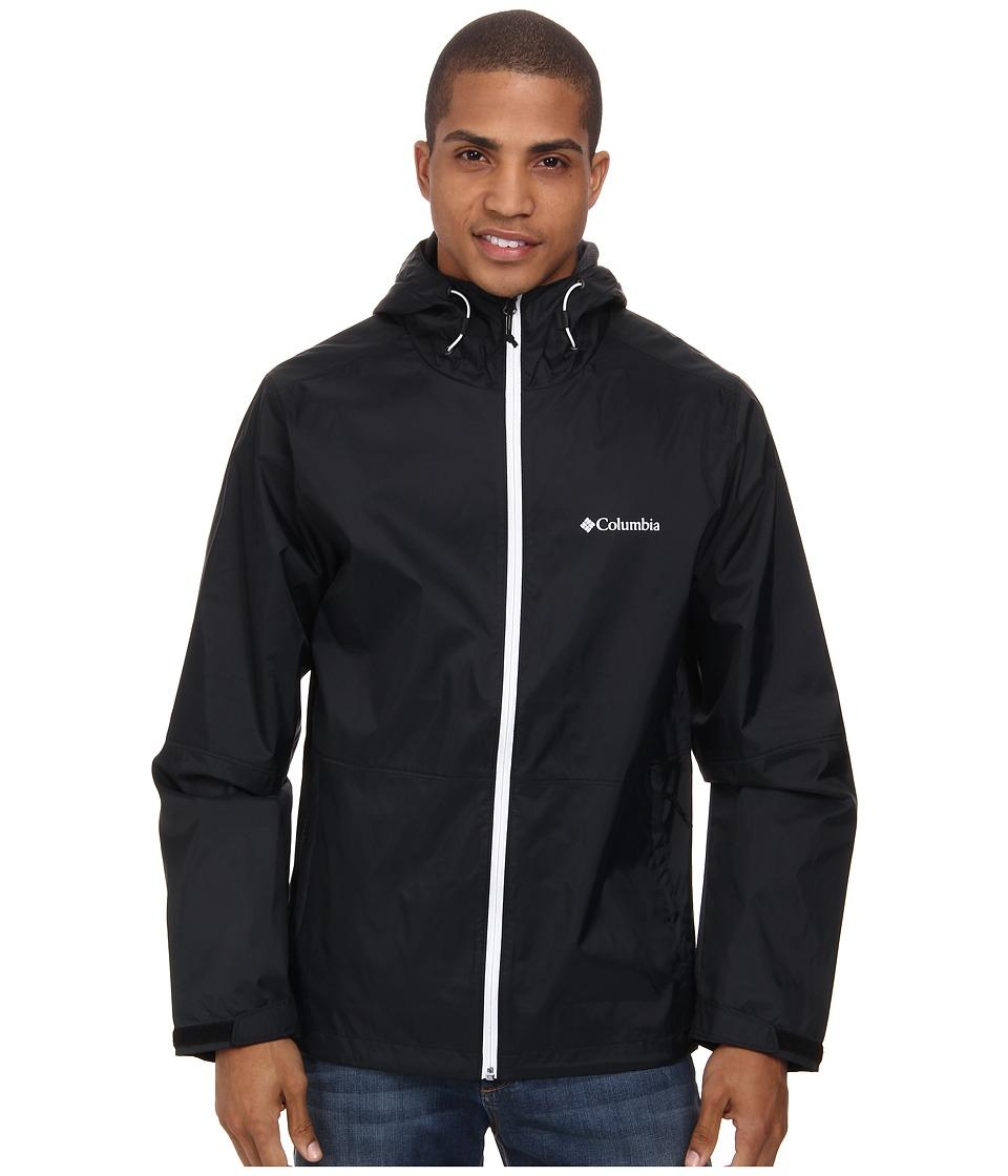 Columbia - Roan Mountain Jacket (Black) Men's Coat