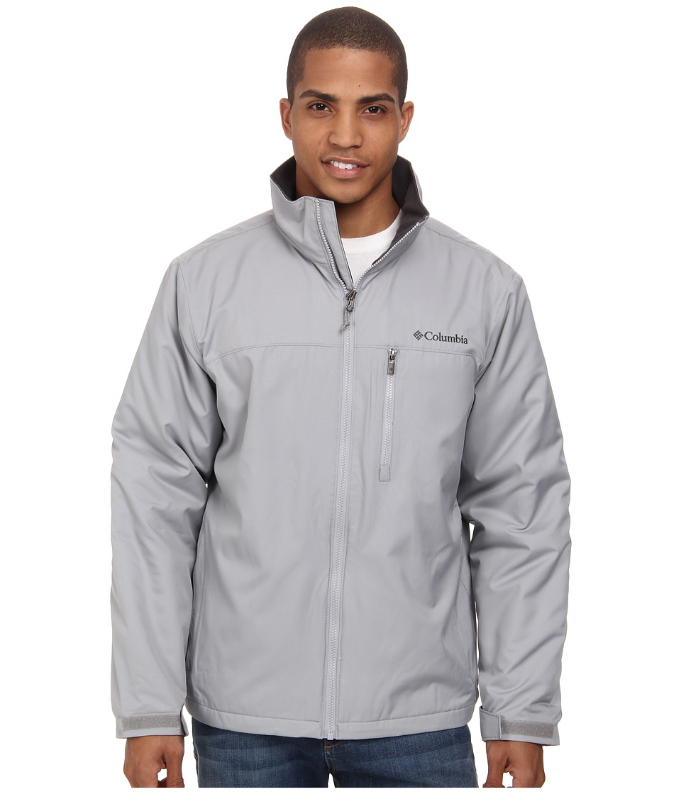 Columbia - Utilizer Jacket (Columbia Grey) Men's Coat
