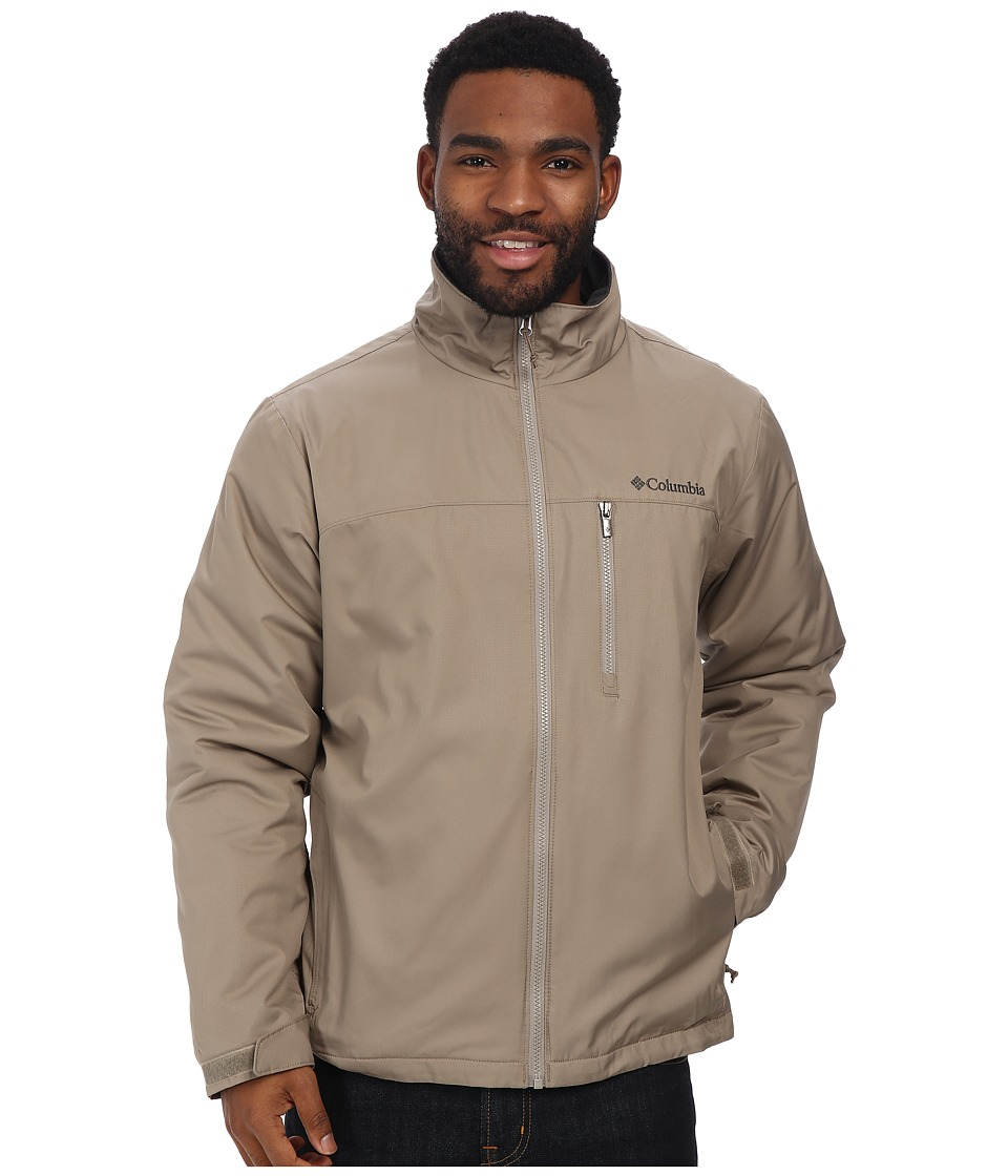 Columbia - Utilizer Jacket (Tusk 1) Men's Coat