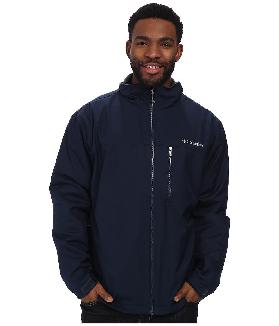 Columbia - Utilizer Jacket (Collegiate Navy 1) Men's Coat