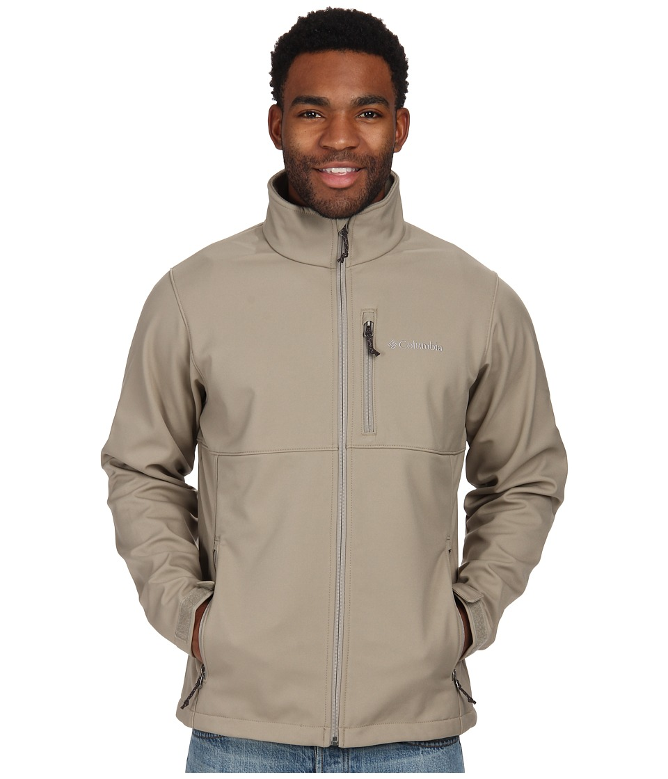 Columbia Ascender Softshell Jacket (Tusk) Men