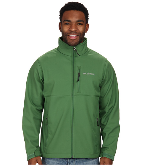 Columbia - Ascender Softshell Jacket (Dark Backcountry) Men's Coat