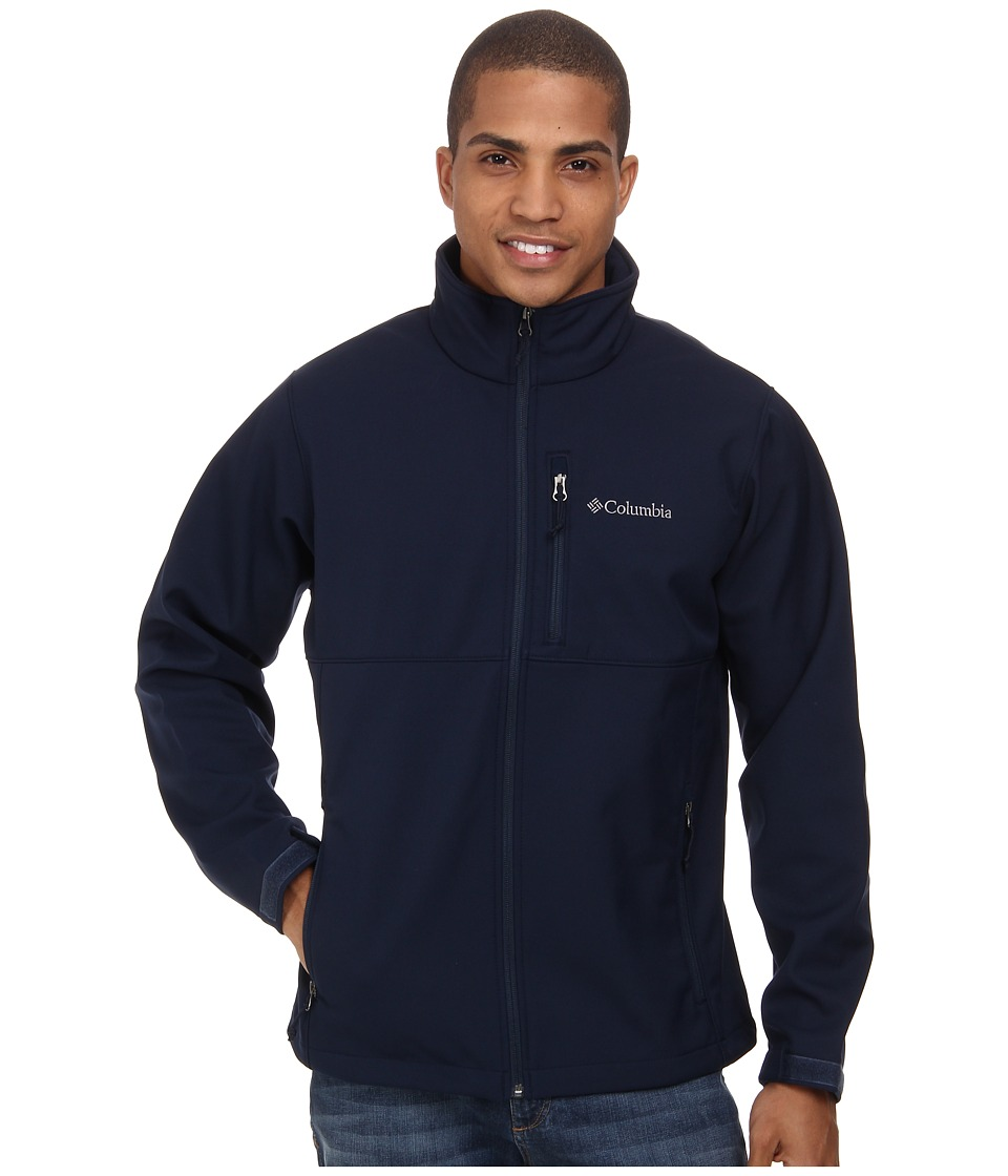 Columbia Ascender Softshell Jacket (Collegiate Navy) Men