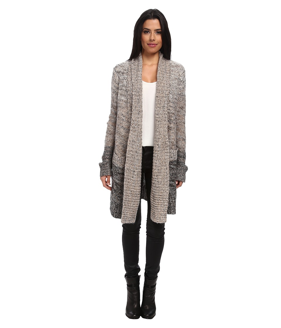 Splendid - Exploded Marl Duster (Neutral) Women's Clothing