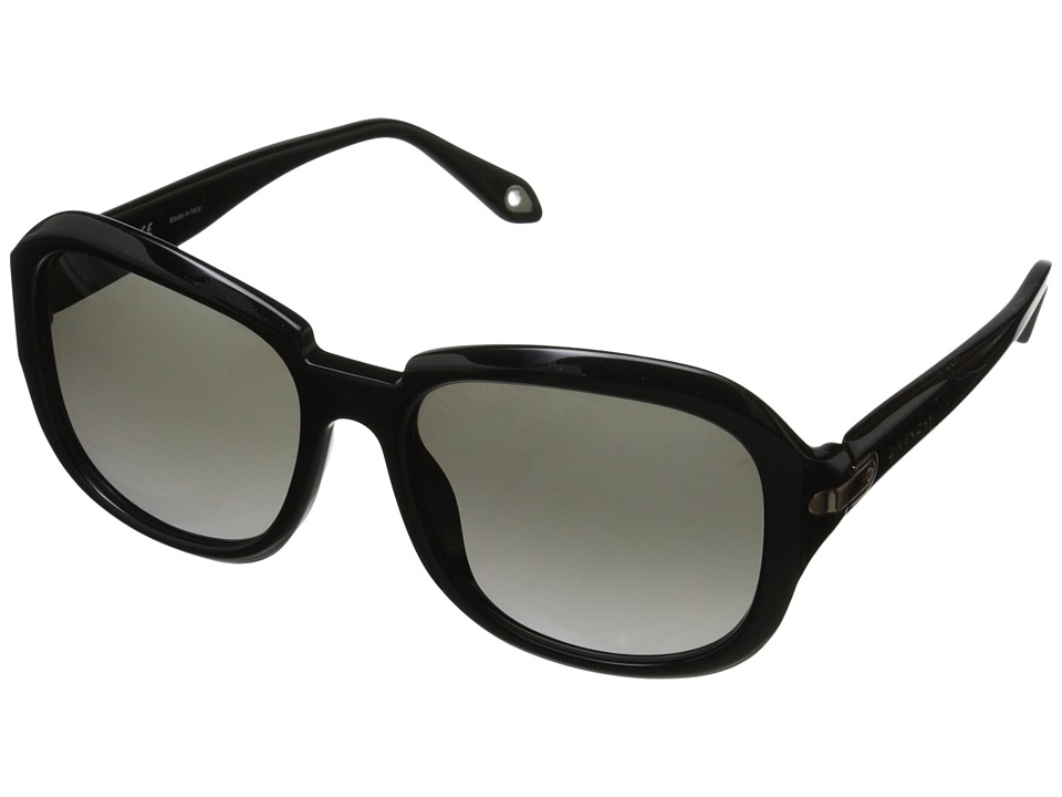 Givenchy - SGV 884 (Black Gold/Gradient Grey) Fashion Sunglasses