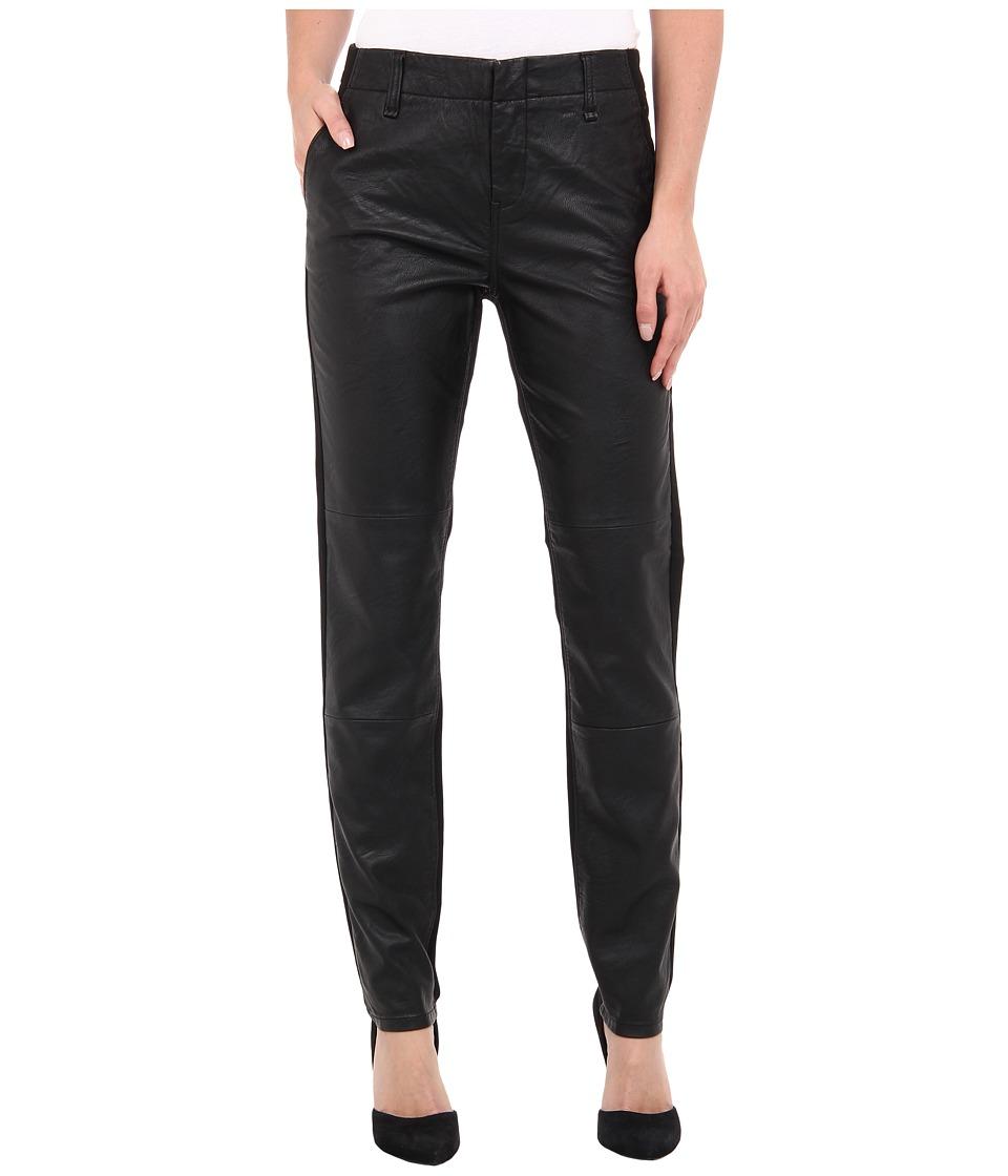 Blank NYC - Vegan Leather Trouser Pant in Slap Happy (Slap Happy) Women's Casual Pants